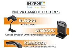 Nueva gama de lectores Seypos