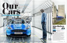 #Car Magazine #Spread