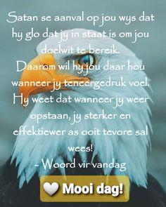 Boss Wallpaper, Goeie More, Godly Woman, Afrikaans, Satan, Girl Boss, Good Morning, Encouragement, Motivation