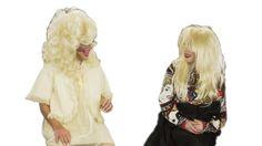 Trixie Mattel and Katya Zamolodchikova gif Katya And Trixie Mattel, Brian Firkus, Katya Zamolodchikova, Im Fabulous, Queen Love, Rupaul, Girl Crushes, Covergirl, Real Women