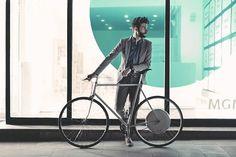 Very Intelligent: the FlyKly Smart Wheel - Eluxe Magazine