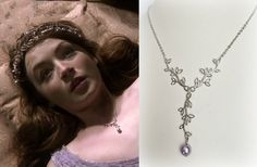 Hey, I found this really awesome Etsy listing at https://www.etsy.com/listing/198849331/princess-aurora-pearl-necklace