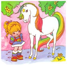 rainbow brite, I loved this show