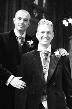 Civil Partnership 2006, Rochdale Town Hall Rochdale Town, I Smile, Make Me Smile, Town Hall, Boys Who, Civilization, Couples, Inspiration, The World