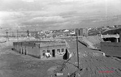 Las Ventas del Espíritu Santo, lugar muy conocido por sus merenderos y por ser camino del Cementerio del Este.- Una de las últimas casa en Ventas junto al puente Calero.