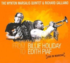 From Billie Holiday to Edith Piaf: Live in Marciac [CD & DVD]