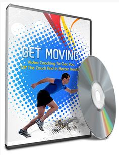 Get Moving  Video Coaching To Get You Off The Couch And In Better Health!