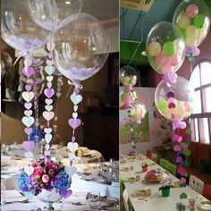 36 inch Large Clear Bubble Balloon(90cm)For Filled Insider Balloons