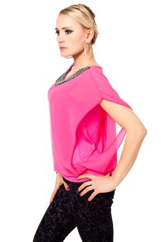 Chiffon Tunika Shirt
