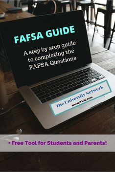 For each of the 108 questions you are required to answer on FAFSA, Nitro has clarified why each question is asked, how to best answer each one accurately, and some additional consideration to think about when filing. College Club, College Hacks, College Life, College Notes, Financial Aid For College, Scholarships For College, College Students, Financial Assistance, Teen Life