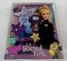 Bratz Cloe Formal Funk Limited Edition Prom 2003 MGA Entertainment # 260400 NEW