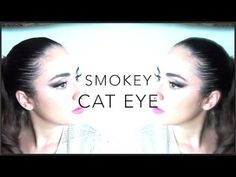 Smokey Cat Eyes , for a sexy look.