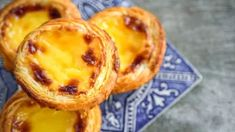 Pasteis de Nata and Pasteis de Belem - A Taste of Heaven in Lisbon - Misadventures with Andi Filo Pastry, Shortcrust Pastry, British Baker, Fruit Compote, Custard Tart, Fast Food Chains, Mince Pies, Sweet Pastries, Creme Brulee