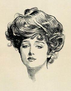 Nya perspektiv på bild: Gibson och Cassatt:Som skildrar den nya kvinnan av Seo Kim | Norman Rockwell Museum