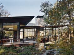 Blue ridge Residencei Charlottesville, VA by Voorsanger Architects