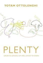 """""""Plenty"""". Met 120 originele, vegetarische recepten van Yotam Ottolenghi."""