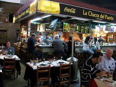 Apuntes y Viajes: Mercado del Puerto: Apología a la buena mesa