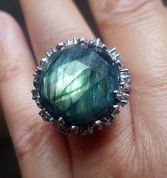 Rock Rings, Labradorite Ring, Silver Rings, Victoria, Jewelry, Jewlery, Jewerly, Schmuck, Jewels