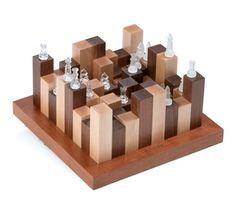 Ponder 3D Chess Board  http://gotopatentlawfirm.com/wordpress/ponder-3d-chess-board/