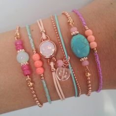 Spring bracelet ideas