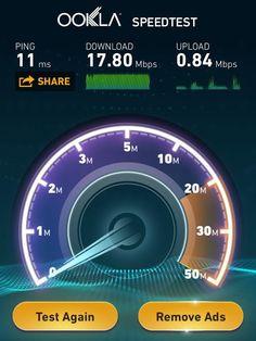 Μετά από επίσημες μετρήσεις,φτάσαμε σε πραγματικές ταχύτητες #internet 17,8mbps... Στόχος μας να βελτιωνόμαστε καθημερινά για εσάς!!  www.aktihotel.gr #Freewifi #Aktihotel #Bedandbreakfast #Ioannina #Epirus