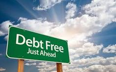Image result for paying off debt