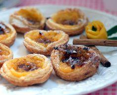 Mary505: Pasteles de nata portugueses