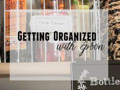 Getting Organized wi