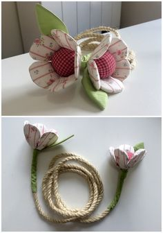 Projeto Pula Corda Flor