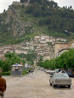 Berat, Albania...not too far from Cerven, Albania