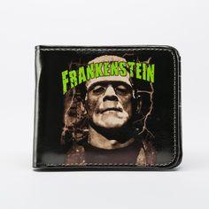 Frankenstein Billfold Wallet