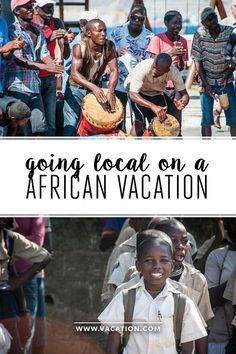 Go beyond the Safari to connect with the people, the culture, the authentic Africa - tips to do it! Oh The Places You'll Go, Places To Travel, Places To Visit, African Vacation, African Theme, Volunteer Abroad, G Adventures, I Want To Travel, Jet Plane
