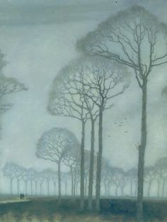 Jan Mankes (15 August 1889, Meppel, Drenthe – 23 April 1920, Eerbeek) was a Dutch painter. He produced around 200 paintings, 100 drawings and 50 prints before dying of tuberculosis at the age of 30. His restrained, detailed work ranged from self-portraits to landscapes and studies of birds and animals.His work is now exhibited in his native Netherlands in the Museum of Modern Art Arnhem, Museum Belvédère Heerenveen and Museum MORE Gorssel.