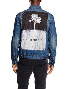 Religion Herren Jacke Rye. #religionjacke #jenasjacke #jeansjacked #badboyfashion #mensfashion