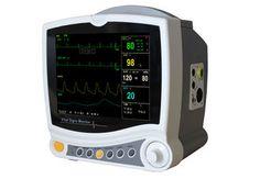 awesome Tragbarer Patientenmonitor WIFI u. 3G der hohen Auflösung mit großen Charakteren CMS6800