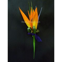 This has been one of our most popular boutonnière we have ever made.