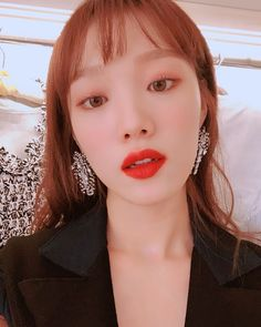Find images and videos about asian, korean actress and lee sung kyung on We Heart It - the app to get lost in what you love. Korean Actresses, Korean Actors, Actors & Actresses, Korean Idols, Asian Actors, Lee Sung Kyung Photoshoot, Sung Hyun, Weightlifting Fairy Kim Bok Joo, Joo Hyuk