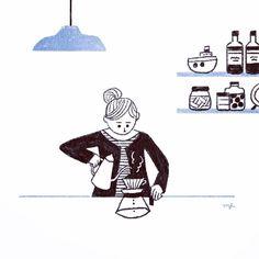 おはようコーヒー  #coffee#illustration#goodmorning#朝