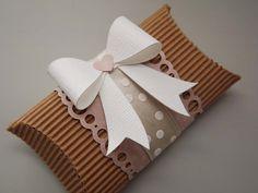 Box Almohada - Micro corrugado.