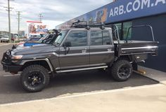 The Beast Toyota Lc, Toyota Trucks, Toyota Hilux, Toyota Tundra, Jeep Truck, Pickup Trucks, Landcruiser 79 Series, Ute Canopy, Defender Camper