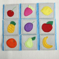 Matching Cards Memory game Montessori game by PopelineCo on Etsy