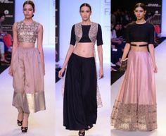 Payal Singhal Lakme Fashion Week Summer/Resort 2014 Collection