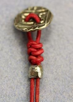 Spanish Knot Bracelet Tutorial - Bead World (also known as Snake Weave)
