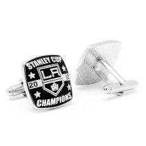 Los Angeles Kings 2012 Stanley Cup Cufflinks NHL