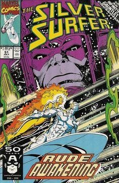 Silver Surfer #51, 1991