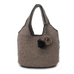 HusHusH crochet purse