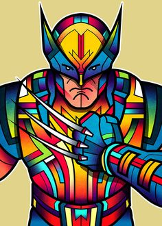 Superheroes WonderCon 2015 by Van Orton Design - ego-alterego.com