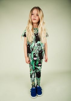 Mini Rodini Mosquito collection for AW15. Swedish sustianble design for kids. #kidsfashion #organic #jungle