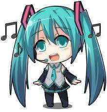 miku chibi vocaloid