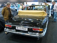 Mercedes-Benz 600 - W100 - 1963-1981 | Flickr - Photo Sharing! ☳ https://de.pinterest.com/pin/481533385133105544/